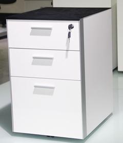 木质文件活动柜-MZ-01