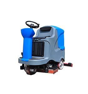 FR115 全自动驾驶式双刷洗地机