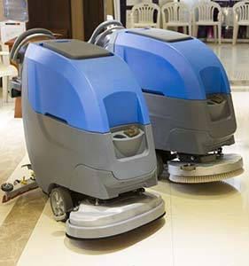 FL55-500B/D手推式洗地机