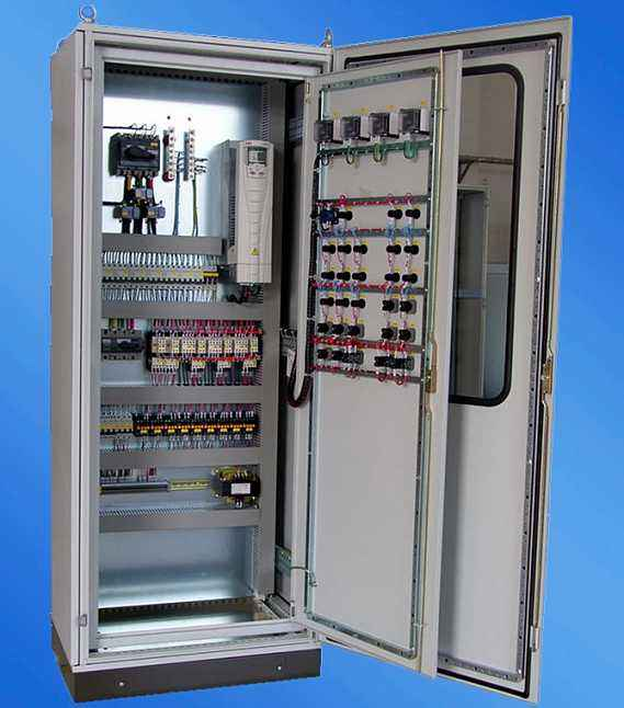 ABB变频供水控制柜