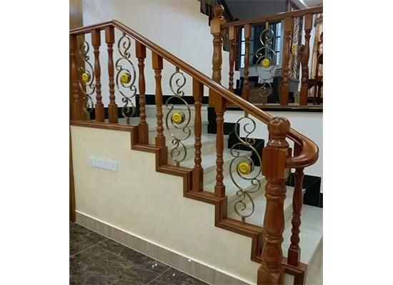 竹木纤维墙板装修别墅案例