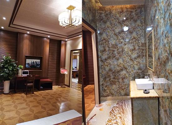新型装饰材料厂家与您分享竹木纤维墙板做为新型墙体装潢材料厉害之处