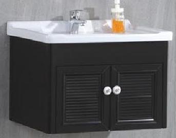 黑色卫浴柜