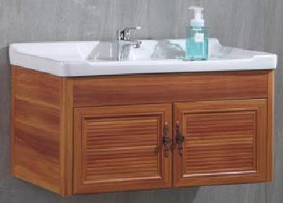 黄柚木卫浴柜