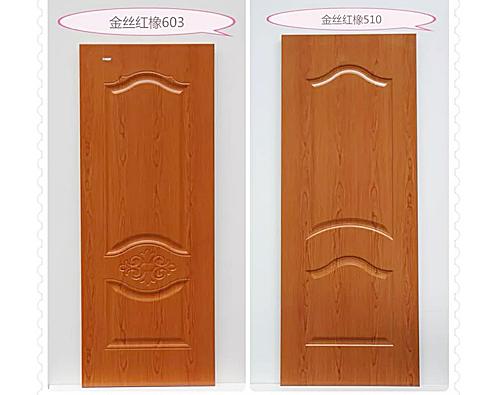 板材十大品牌-康居宝贝室内木门-金丝红橡