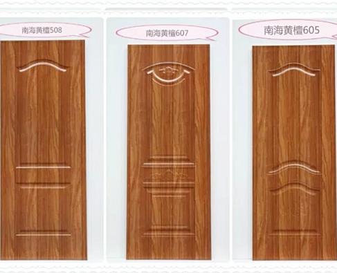 板材十大品牌-康居宝贝室内木门-南海黄颤