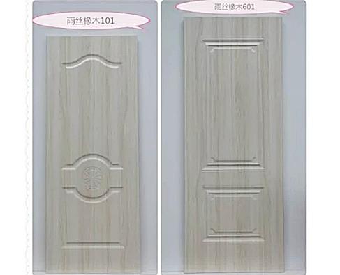 板材十大品牌-康居宝贝室内木门-雨丝橡木