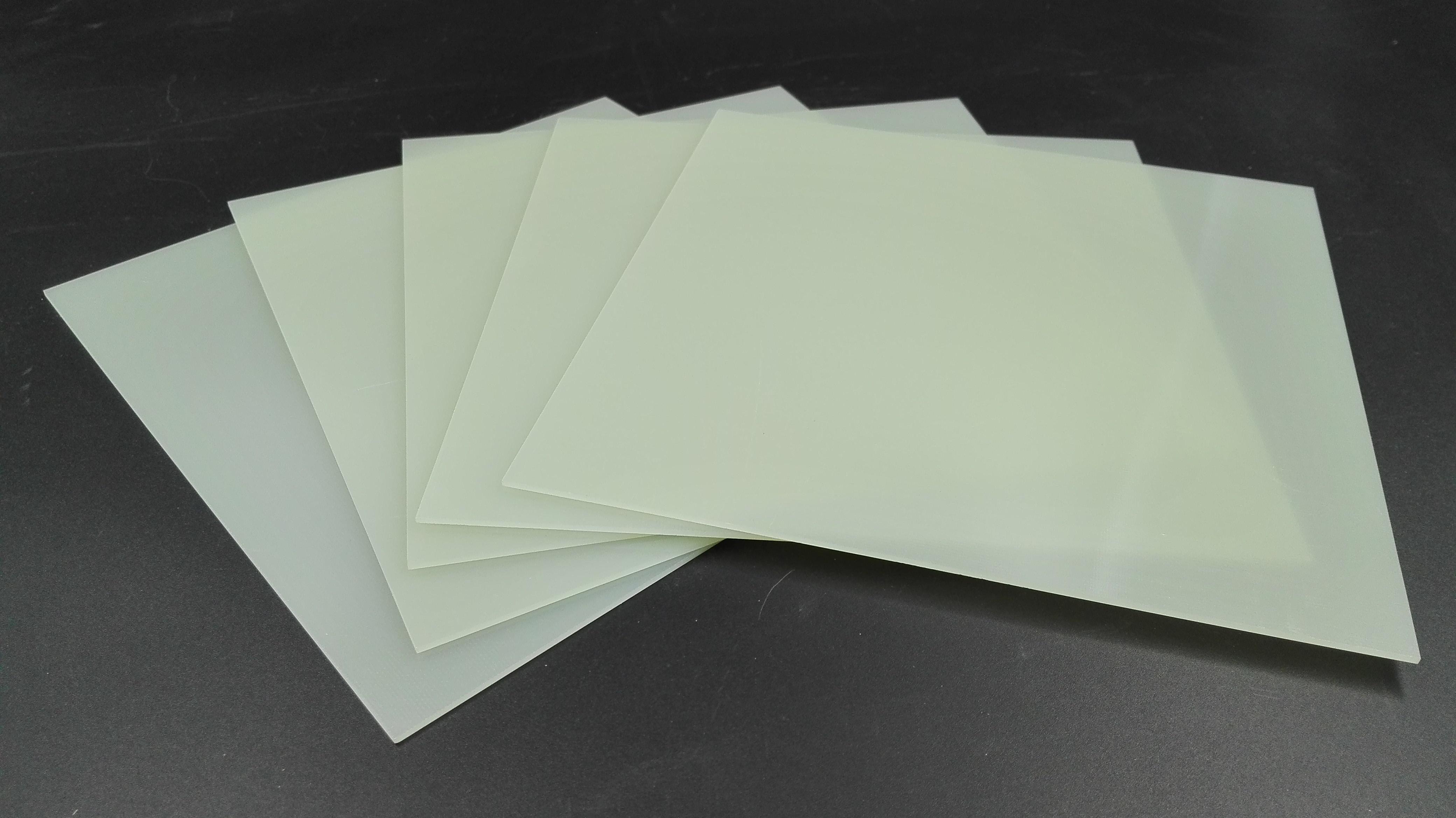 白色环氧板