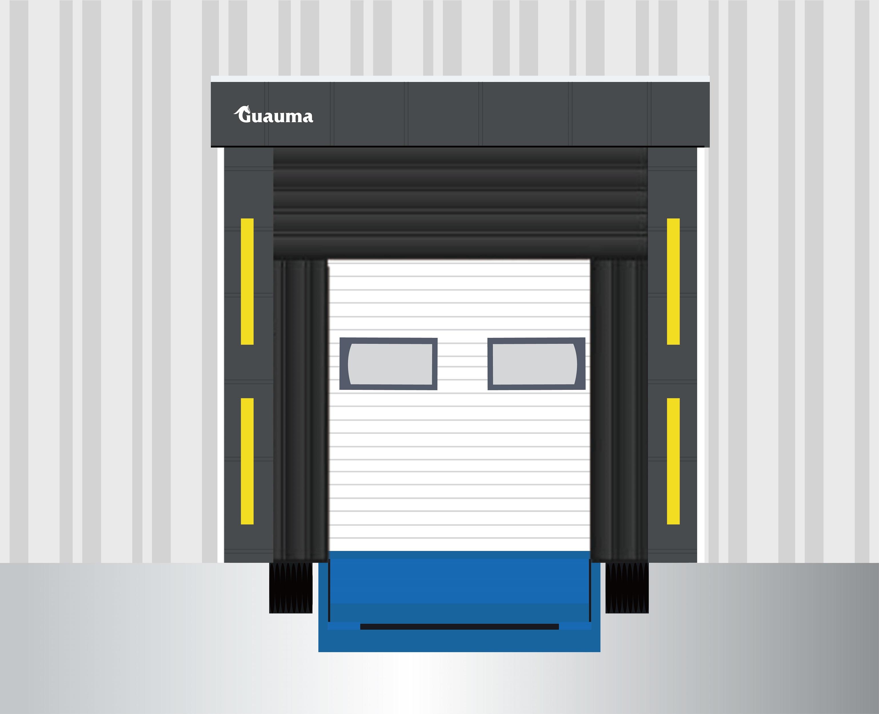 Fast door customization