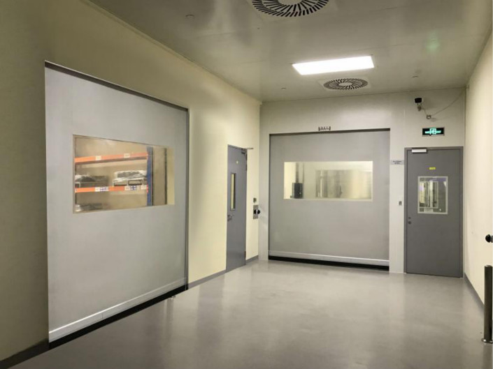 Fast door manufacturers tell you what classifications are available for clean fast doors