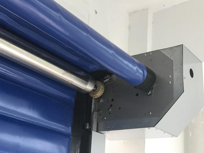 Cold storage fast door