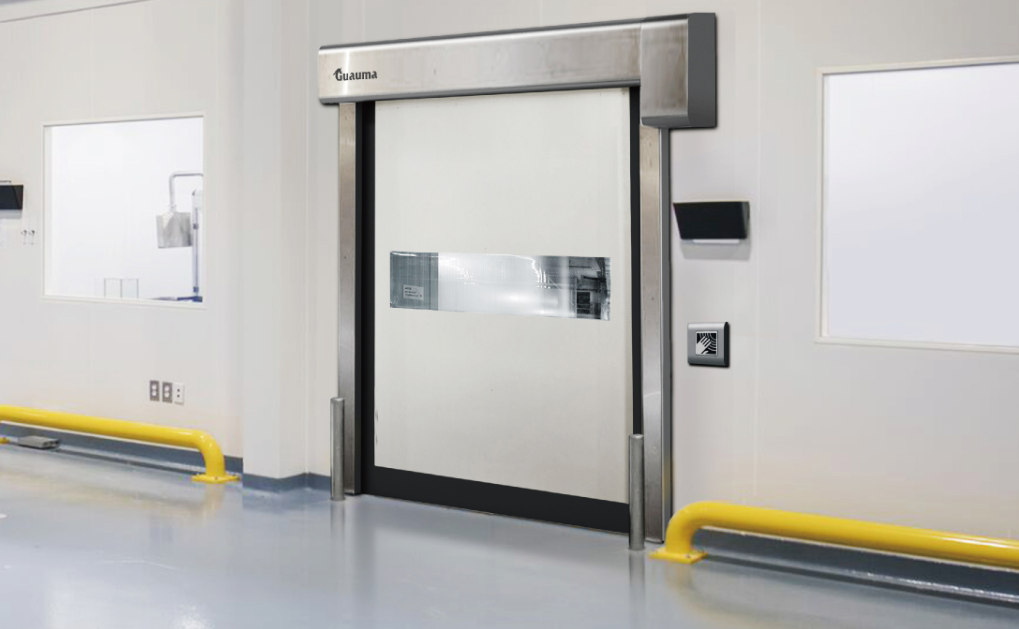 Quick door classification and application