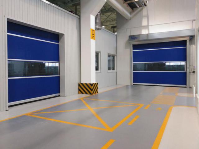 Fast rolling door - professional and efficient logistics access door