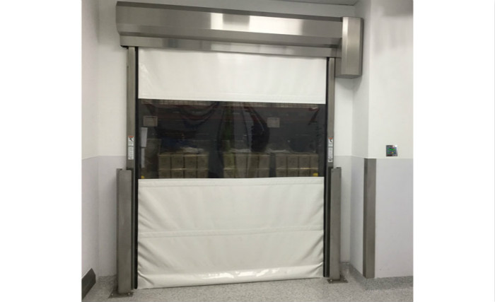 Industrial fast door common faults and solutions