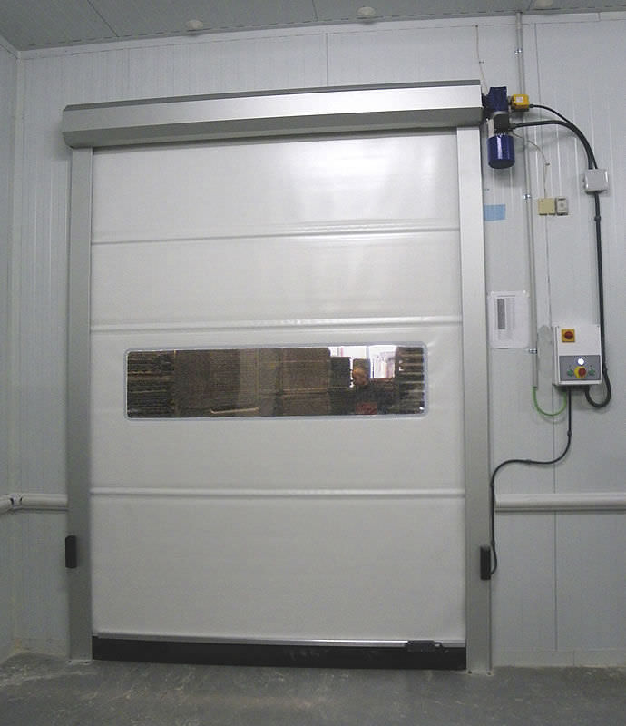 Zijiang Packaging fast Door Application