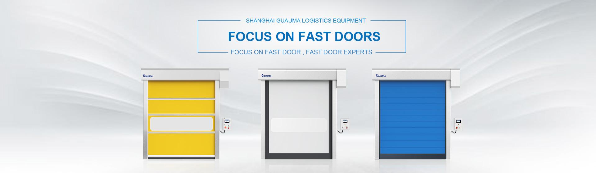 Shanghai Guauma Logistics Equipment Co., Ltd.