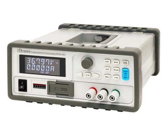 可编程直流电源 Chroma62015L-60-6/62010L-36-7