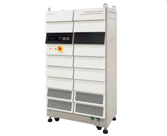 能源回收式电池模组测试系统 chroma17040