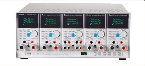 可编程直流电子负载 chroma63600