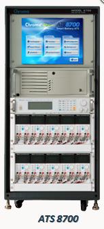 电池包自动测试系统chroma8700