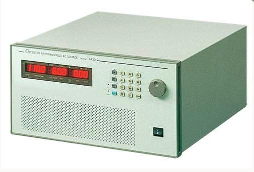 可编程交流电源chroma6400系列