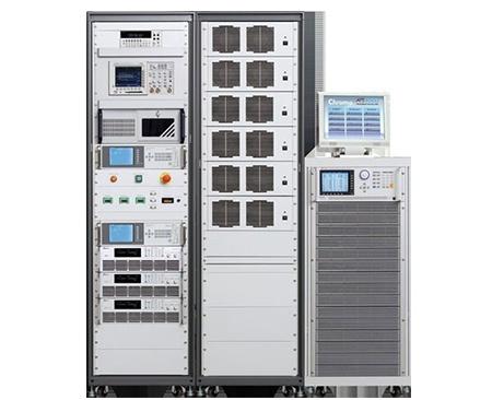 chroma800电源测试系统