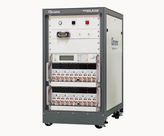 电池模组平衡测试系统 Chroma8700