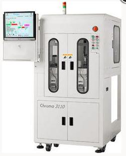 双用单站测试分类机 Chroma3110