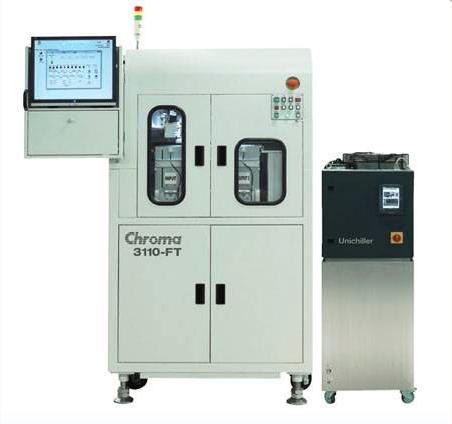 三温测试分类机 Chroma3110-FT