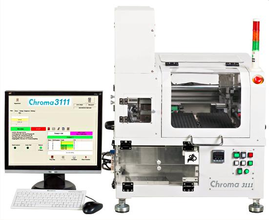 桌上型单站测试分类机 Chroma3111