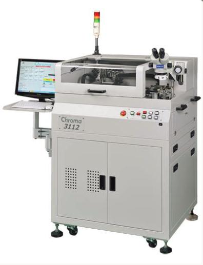 晶片测试分类机 Chroma3112
