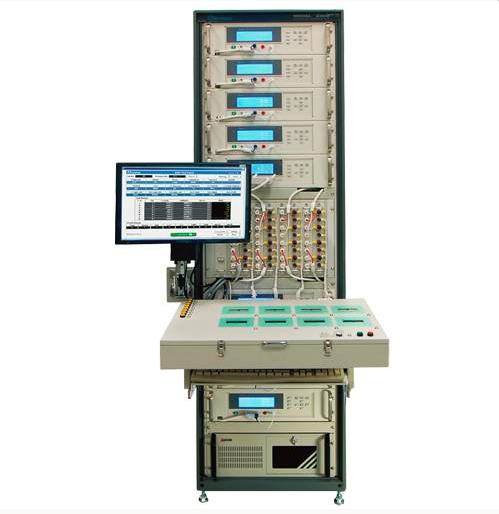 高容量电解电容自动测试系统 Chroma1911