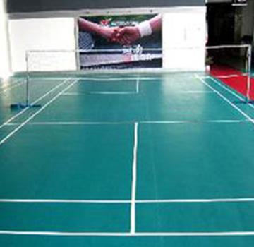 网球场pvc运动地板