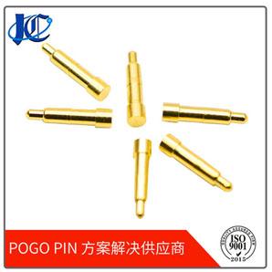 ¢1.2mm*L2mm平底式弹簧顶针
