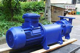 螺杆真空泵与爪式真空泵的区别