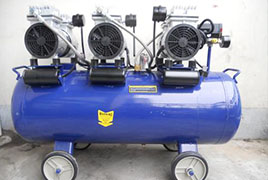 高压空压机使用注意故障分析