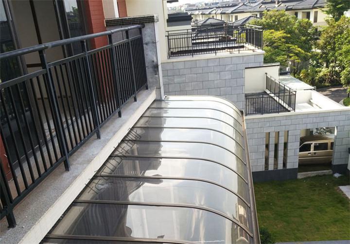 阳台遮阳设计案例