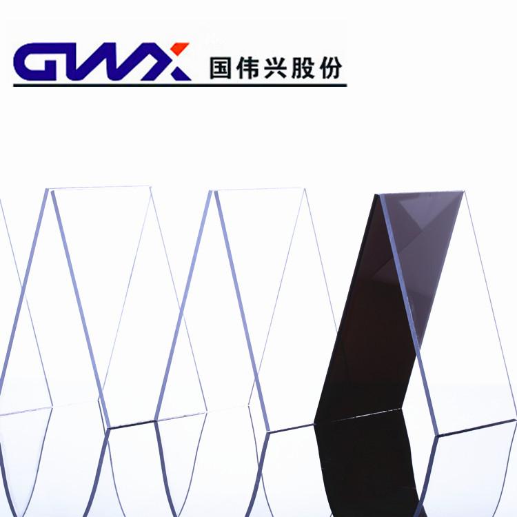 国伟兴高透明pc耐力板