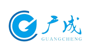 广成塑料logo