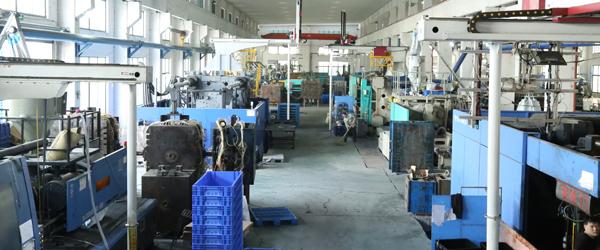 广成塑料公司厂房