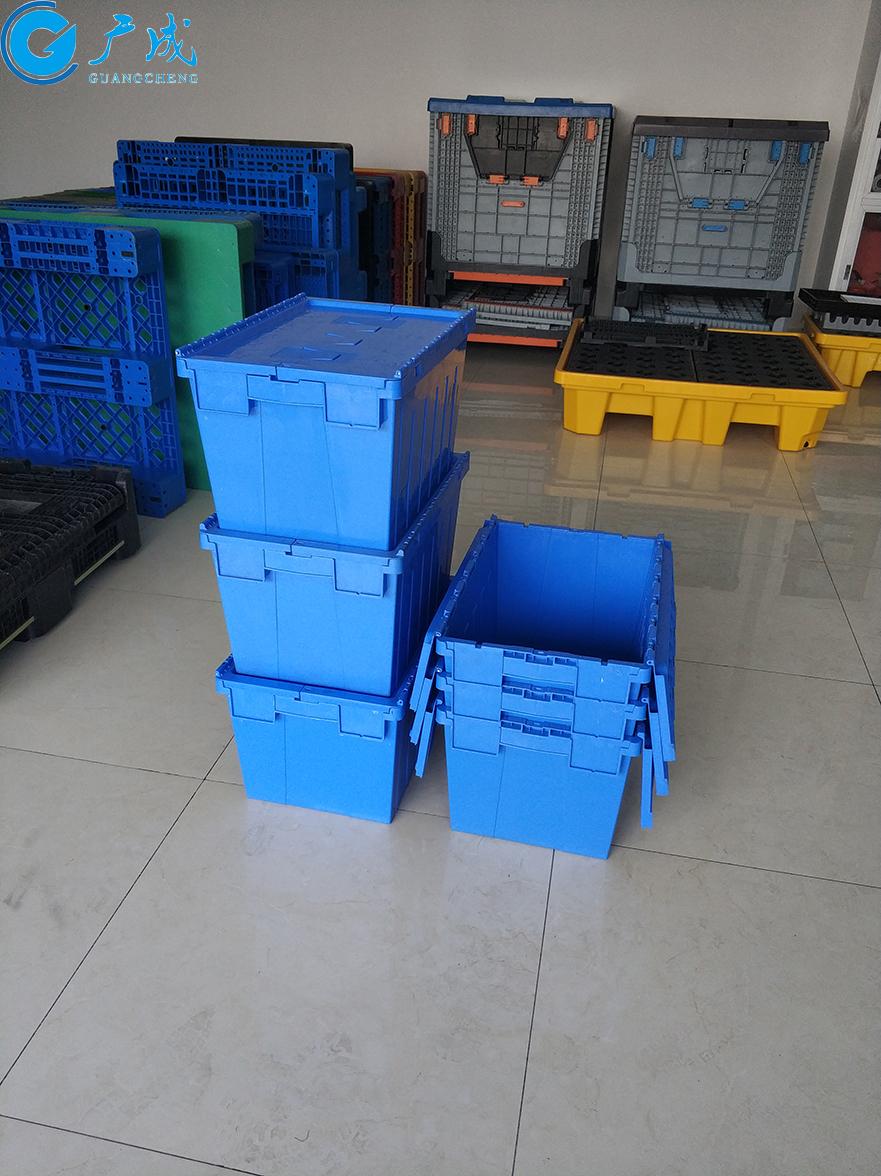 斜插型物流箱