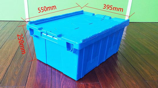 塑料箱厂家斜插箱新品发布