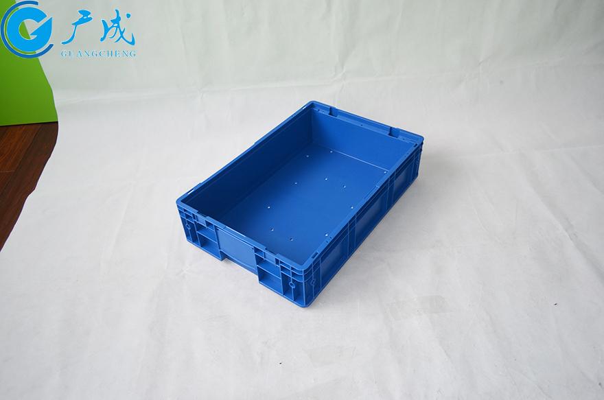 KLT6147物流箱45度特写