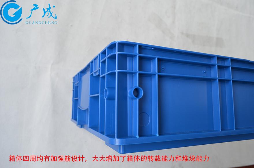 KLT6147物流箱加强筋