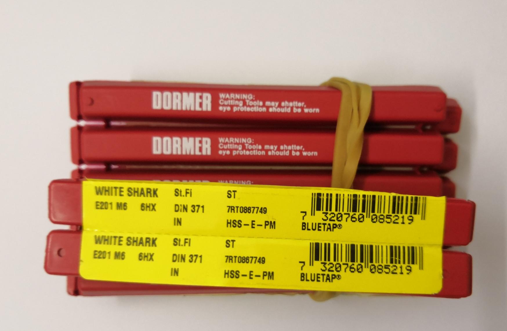 DORMER E201 M6 丝锥