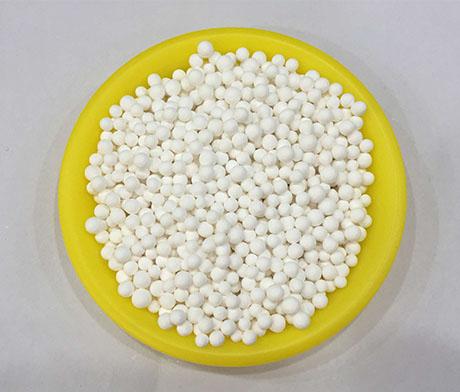 鉴定活性氧化铝干燥剂的质量