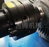 雙螺桿擠出機應用-手動復位扭力限制器
