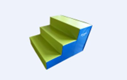 软式三级阶梯