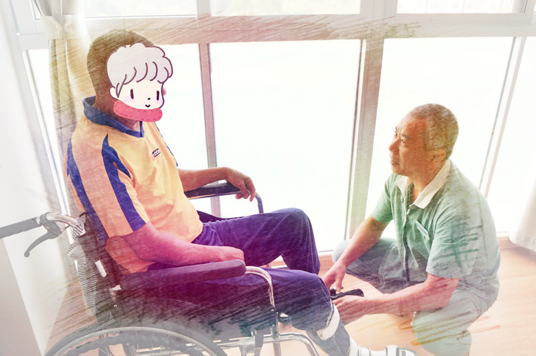 龙岩慈爱老年康养中心长者的日常生活