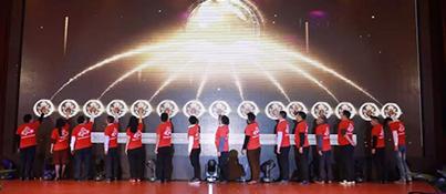 热烈庆祝1.11文化节当天9家应用商现场签约突破2个亿